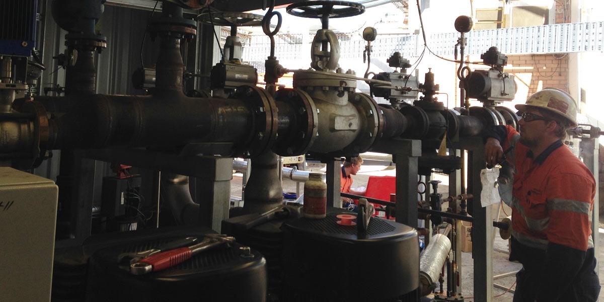 Commercial Water Pump Design & Installation