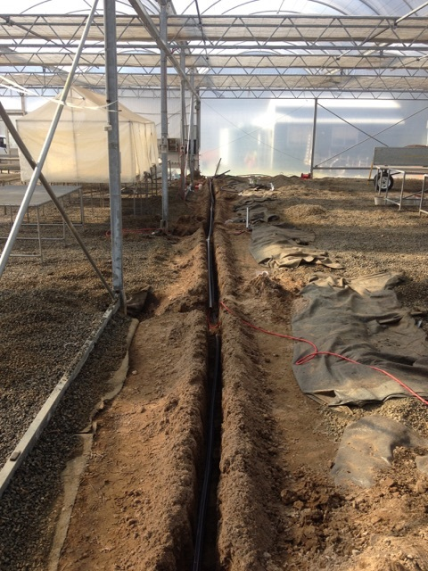 Water Irrigation for farms & nurseries by Aerocycle Sydney