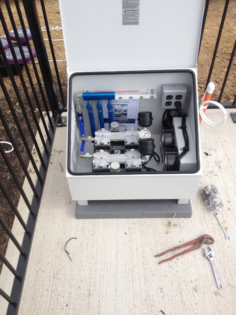 Commercial & Residential Water Pump System designs by Aerocycle