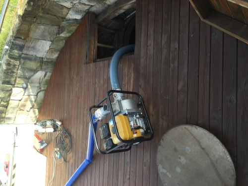 Sewer Treatment & Waste water removal Sydney