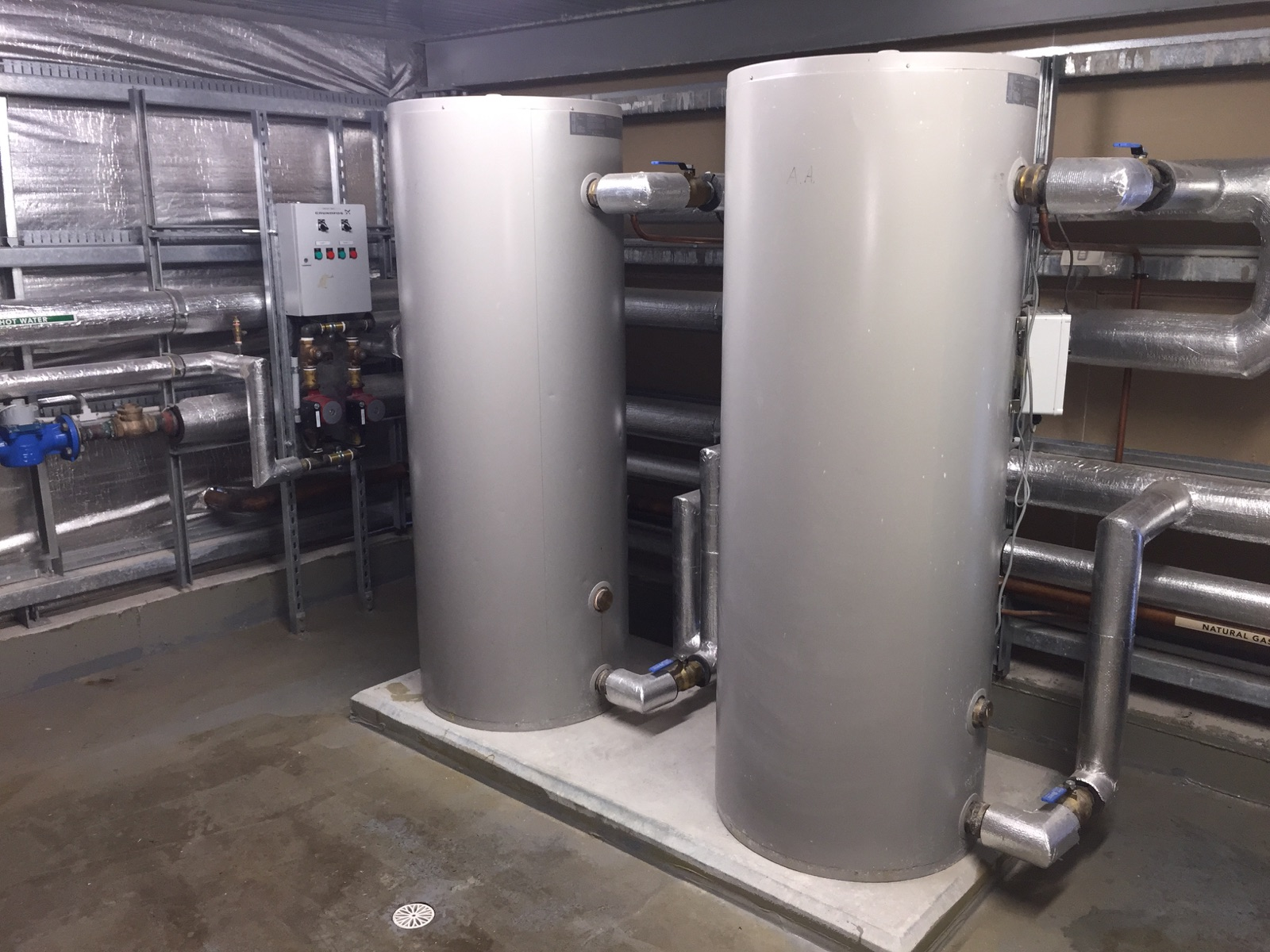 Commercial Boilers, Designed by Aerocycle Sydney